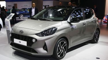 Hyundai i10 - Frankfurt front