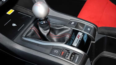 Honda Civic Type R - transmission