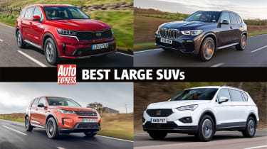 Best large SUVs on sale 2021