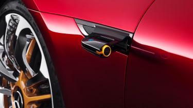 Mercedes-AMG GT Concept - camera