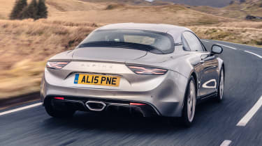 Alpine A110 Legende GT - rear