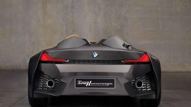 BMW 328 Hommage - rear