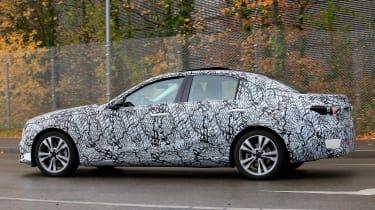 New Mercedes C-Class - spy shot 4