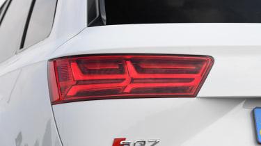 Audi SQ7 Vorsprung - rear light