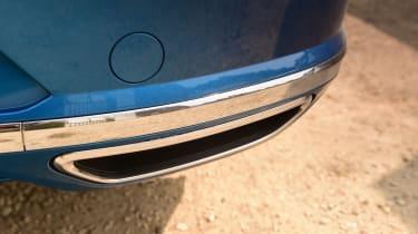Volkswagen Arteon eHybrid - exhaust