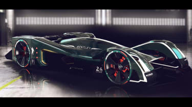 Michelin Design Challenge 2017 - Bentley Speed X
