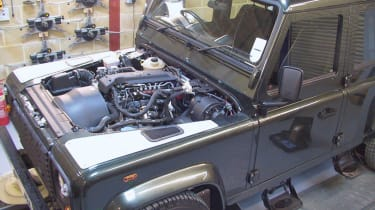 Best ever Land Rover Defender engines - 6