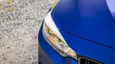 BMW M3 CS - headlight