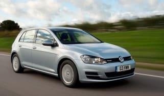 Volkswagen Golf 1.0 BlueMotion DSG front