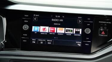 Volkswagen Polo - radio