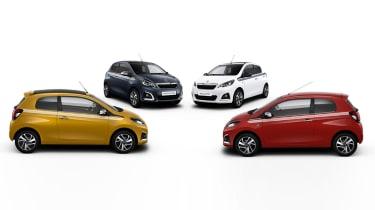 Peugeot 108 new trims announced