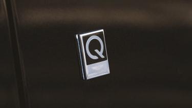 Aston Martin A3 Vantage Roadster - Q badge