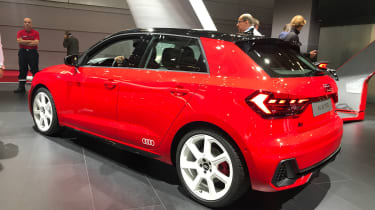 New Audi A1 revealed