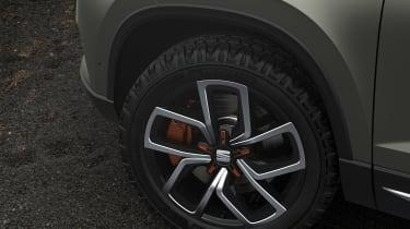 SEAT Ateca X-Perience wheel