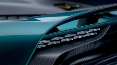 Aston Martin Valhalla - rear light