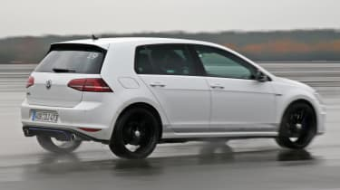 Volkswagen Golf GTE Performance prototype - rear