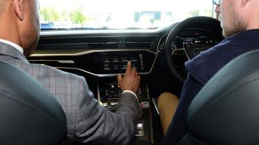 Audi A7 long-term test - demonstration
