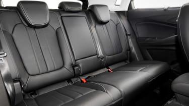Vauxhall Grandland PHEV - rear seats
