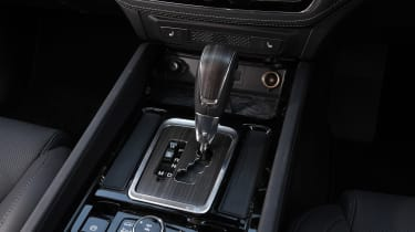 SsangYong Rexton - transmission