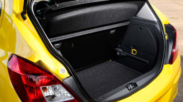 Vauxhall Corsa 1.2 Excite A/C boot