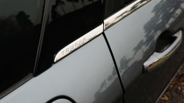 Citroen C5 Tourer badge