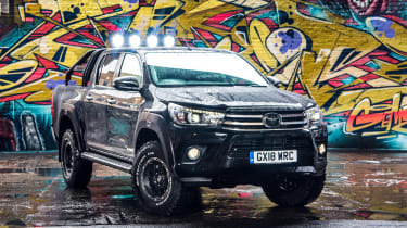 Toyota Hilux Invincible 50 Limited Edition - front static