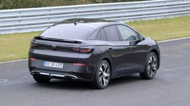 Volkswagen iD.5 spy - rear