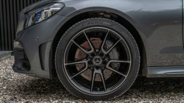 Mercedes C-Class Cabriolet - wheel