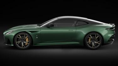 Aston Martin DBS Superleggera 59 - side