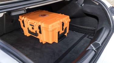 Mercedes CLA - boot