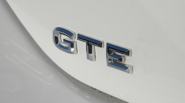 Volkswagen Passat GTE Estate - GTE badge