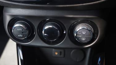 Used Vauxhall Adam - centre console