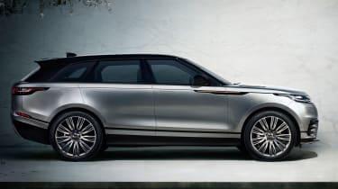Range Rover Velar - First Edition side