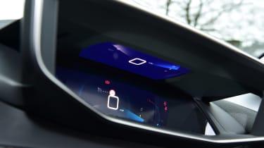 Peugeot 208 - 3D display
