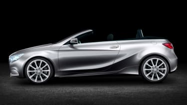 Mercedes A-Class Cabriolet