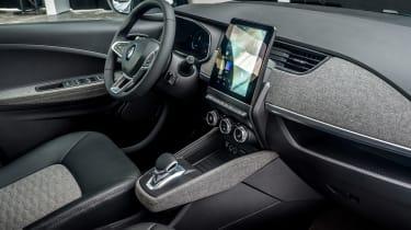 Renault ZOE - cabin