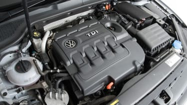 Volkswagen Golf Mk7 (used) - engine