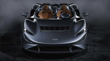 McLaren Elva - full front
