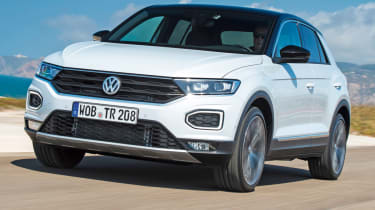 Best new cars of 2017: our road tests of the year - Volkswagen T-Roc