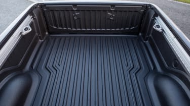 Mercedes X-Class review - load bay