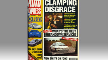Auto Express Issue 200