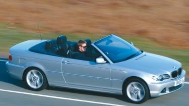 BMW 3 Series E46 ariel