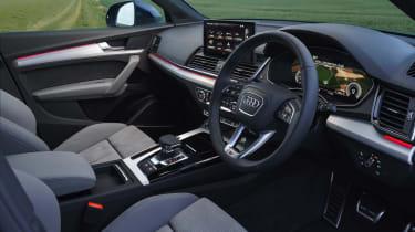 Audi Q5 Sportback - cabin