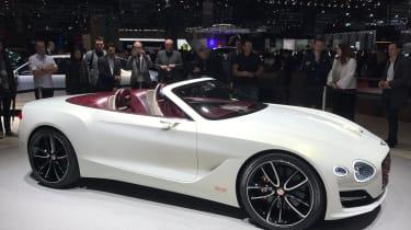 Bentley EXP 12 Speed 6e - Geneva side