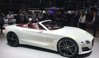 Bentley EXP 12 Speed 6e - Geneva side