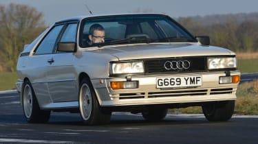 Audi Quattro classic