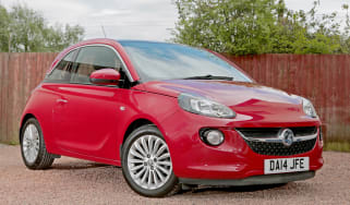 Used Vauxhall Adam - front
