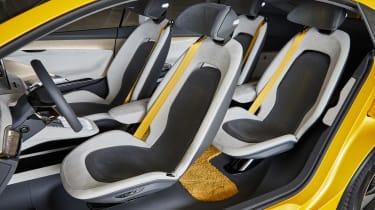 Skoda Vision iV concept - seats