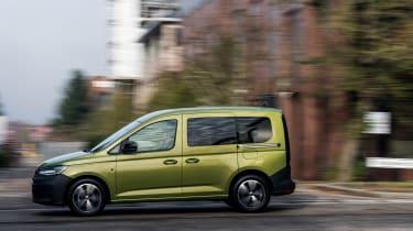 VW Caddy 2020 MPV - side