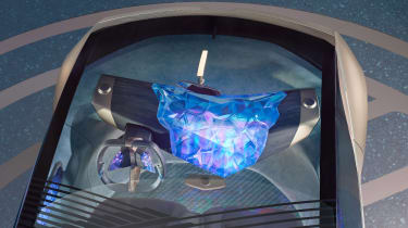 BMW i Vision Circular concept - interior